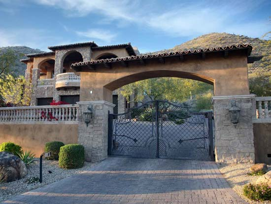 Gated Homes